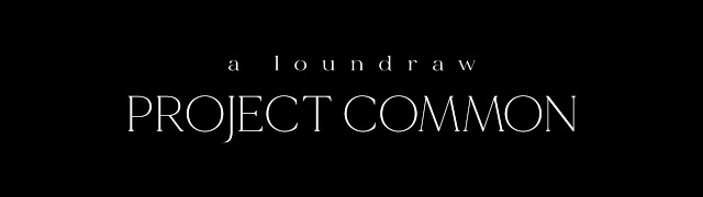a loundraw PROJECT COMMON